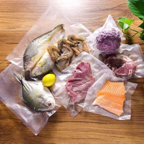 Pengemasan Ikan Segar Dengan Plastik Vacuum